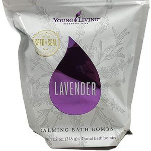 Young Living Essential Oils Lavender Calming Bomb